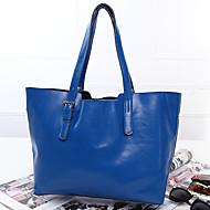 Paste® Best Seller Simple Design Classic Real Cowhide Handbag