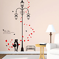 Lights Wall Stickers Plane Wall Stickers