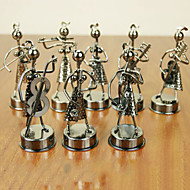 Household Decoration Decoration Gifts, Wrought Iron Handicraft Furnishing Articles (Random Color)