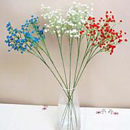 Polyester Dětský dech Umělé květiny