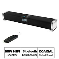 besteye® g809 wireless4.0 bar di risonanza del bluetooth altoparlante con ir a distanza 60w altoparlanti Hi-Fi per smartphone / tv / pc /