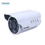 seehoo® se-dt5039d 6 arsenal lámpara infrarroja 30 metros nocturna por infrarrojos hd 1 / 4cmos 900tvl 6mm