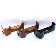dengpin® pu lederen half camera case tas hoes uitvalsbasis voor sony ilce-7m2 a7ii (verschillende kleuren)