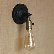 Bombilla Incluida Candelabro de pared,Campestre E26/E27 Metal