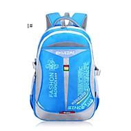 Unisexe Polyester / Nylon Sports / Décontracté / Extérieur Sac à Dos / Sac de Sports & Loisirs / Sac d'Ecole 1 # / # 2 / # 3 / 4 #