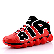 Men's Shoes Athletic Basketball Shoes Ultralight Fashion Leisure Sports Shoes Red/Black and red/Blue/Green/White/Black