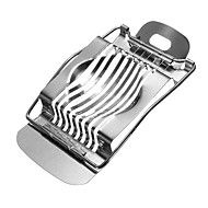 Stainless Steel Boiled Egg Slicer Section Cutter Mushroom Tomato Kitchen Chopper