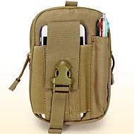 Csomag derékra Belt Pouch mert Kempingezés és túrázás Mászás Vadászat Sportska torbaVízálló Telefon/Iphone Taktikai Viselhető