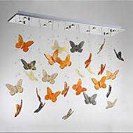 2W צמודי תקרה ,  מסורתי/ קלאסי / סגנון חלוד/בקתה / וינטאג' / רטרו / גס Electroplated מאפיין for LED מתכתחדר שינה / חדר אוכל / חדר עבודה /