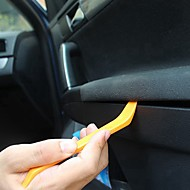 ZIQIAO 4pcs Auto Car Radio Door Clip Panel Trim Dash Audio Removal Installer Pry Tool
