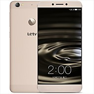 "LeTV X500 5.5 "" 5.1 Android טלפון חכם 4G (SIM כפול Octa Core 13 MP 3GB + 32 GB מוזהב / כסף)"