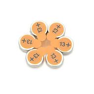 nexcell a13 PR48 japani tuonti kuulolaitteiden nappiparistolla- (6 kpl)