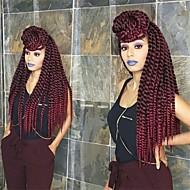 myydyin! useita väri havana Mambo kierre punos hiukset Kanekalon kinky marley käänteitä laajennus