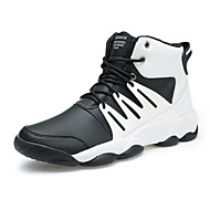 Men's Shoes Casual/Outdoor/Basketball Fashion Casual Sports Shoes Black/White