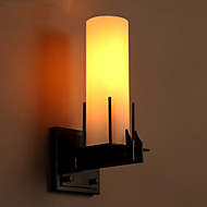 E27 23*13CM 10-15㎡Loft Contracted And Contemporary Retro Personality Candlestick Wall Lamp Led Lights