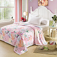 Spring Flowers High-end Air Conditioning Quilt  100% Tencel Air Conditioning Quilt  Summer Cool Quilt Full/Queen