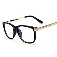 [Free Lenses]   Acetate/Plastic Rectangle Full-Rim Classic / Retro/Vintage Prescription Eyeglasses
