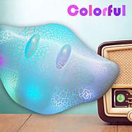 altavoz bluetooth inalámbrico iluminación de colores subwoofer al aire libre tarjeta del tf portátil hl201 (colores surtidos)