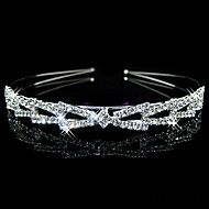 Full Crystal Rhinestone Headband for Wedding Party Tiaras