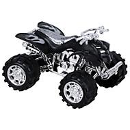 子供のおもちゃATVオートバイプルバック車レーシングカーモデル構築のおもちゃ