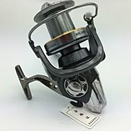 Spinning Reels / Trolling Reels 4.7:1 10+1 Ball Bearings Exchangable Sea Fishing & Boat Fishing - AFL9000 DONGMENG