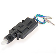 Car Auto Heavy Duty Power Driver Door Lock Locking Actuator Motor 5 Wire Dc 12V