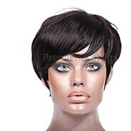 2016 heiße kris Stil pixes kurze Perücken 6-8inches 8a brasilianisches reines Menschenhaar volle Spitze Front Perücken