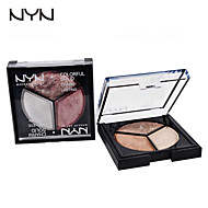 MYBOON® 3Colors Professional Matte Eyeshadow Concealer Makeup