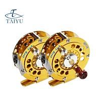 סלילי טווייה 1:1 1 מיסבים כדוריים ניתן להחלפה דיג בים / דייג במים מתוקים / דיג קרפיון / דיג בפתיון / דיג כללי / חכות וסירת דיג - BF TAIYU