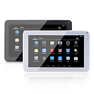 THTF 7029 9 inch 2,4 Ghz Android 4.4 Tablet (Dualcore 800*480 512MB + 8GB n.v.t.)