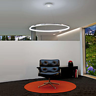 Pendant Light Modern Design Living LED Ring