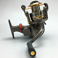 New electric/automatic spinning Reel Spinning Reels S40  5.0:1 7 Ball Bearings Right-handed