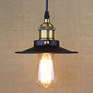 Závěsná světla ,  Tradiční klasika Retro Lucerna Země Galvanicky potažený vlastnost for Mini styl KovObývací pokoj Ložnice Jídelna Kuchyň