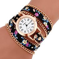 Women's Watches Vintage Braided cruising Bracelet Watch Geneva Quartz watch Ethnic Style Wrist watch femme montre Cool Watches Unique Watches