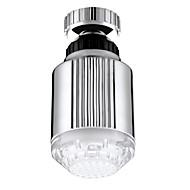 7color novità bagliore rgb principale variopinta rubinetto di acqua luce doccia cucina bagno