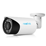Reolink®RLC-411 4X Optical Motorized Zoom  POE Outdoor Waterproof Bullet IP Camera