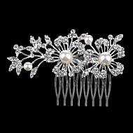 новые расчески установить шнек жемчужно сплава невесты блюдо волос продажи ювелирных изделий