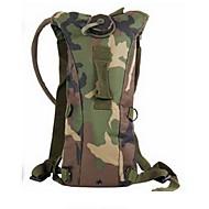 2.5 L Trinkrucksäcke & Wasserblasen Camping & Wandern / Radsport Outdoor Multifunktions Camouflage TPU other