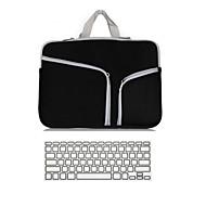"""2 in 1 kannettava kansikotelo ultrabook muistikirja hihassa laukku näppäimistö kattaa MacBook Pro ilmaa retina 11 """"/ 13"""" / 15 """""""