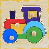 Kinder-Bildungs-Interesse Trompeter fangen Holz Puzzle