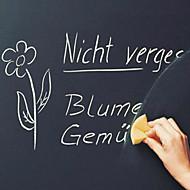 Tabule Samolepky na zeď Nálepky na zeď tabule Ozdobné samolepky na zeď,Vinyl Materiál Home dekorace Lepicí obraz na stěnu