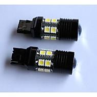 T20 / T25 / 1156/1157 5050-12smd + 1cree auto ocas brzdové světlo turn light zpětný světlomet obrysová svítilna bílá