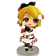 Love Live Anime Action Figure 8CM Model Toy Doll Toy