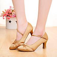 Sapatos de Dança(Preto / Marrom / Outro) -Feminino-Personalizável-Latina / Moderna / Salsa