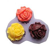 1 Silikoni paistopinnan for Cake / for Cookie / Suklaa Korkealaatuinen