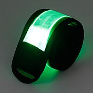justerbar LED belysning arm band armbånd cykling nat køre udstyr udendørs sport