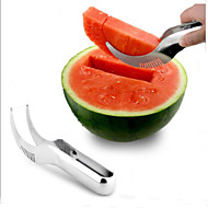 1 stk Cutter & Slicer For for Frukt Plast Høy kvalitet / Creative Kitchen Gadget / Multifunktion