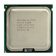 intel quad-core Intel Xeon e5450cpu 3,0 GHz 12m 1333 FSB 775 kan overføres