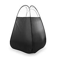 ibeauty®airbrush Tente de bronzage par pulvérisation kit noir et rouge