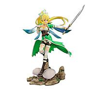 Sword Art Online Annat PVC Anime Actionfigurer Modell Leksaker doll Toy